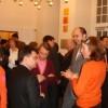 Gäste der Vernissage am 05.03.2009
