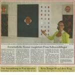 Artikel Frankfurter Neue Presse