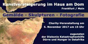 Einladung zur Charityversteigerung
